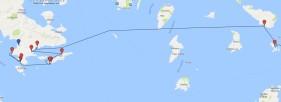 De Tinos à Port Kehri